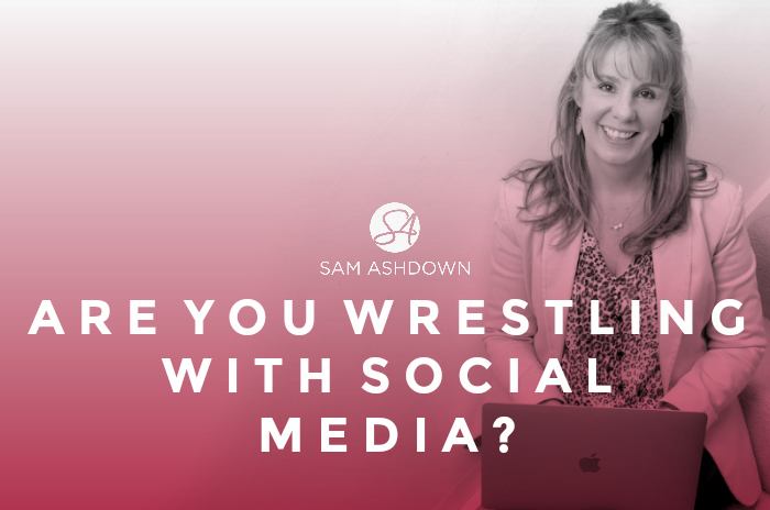 Are you wrestling with Social Media?