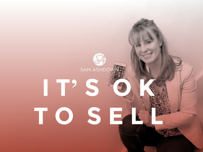 It's OK to Sell