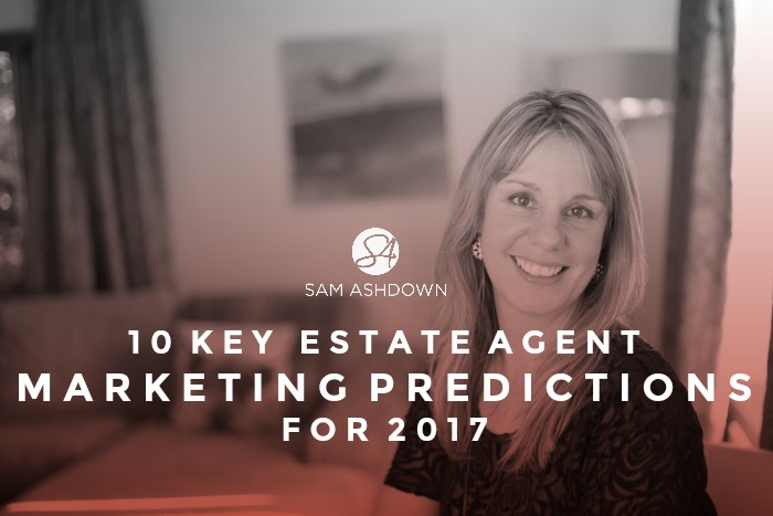 10 Key Estate Agency Marketing Predictions for 2017