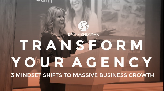 Agency Transformation – 3 Mindset Shifts to Massive Business Growth