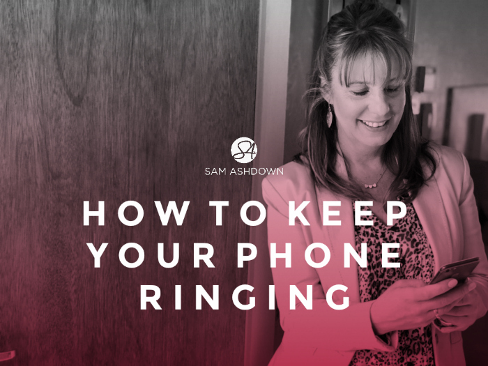How to keep your phone ringing