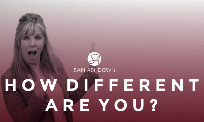 How different are you?
