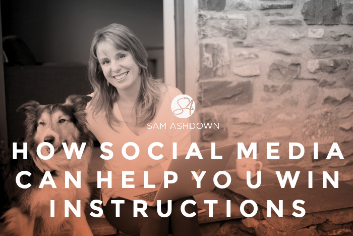 How Social Media can help you Win Instructions