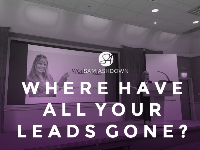 Where have all your leads gone?