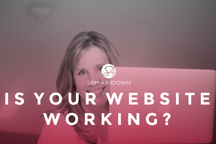 Is your website working?
