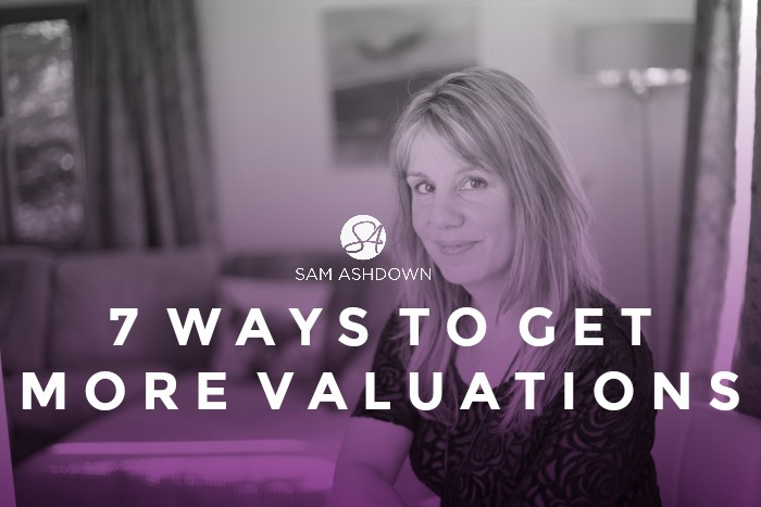 7 Ways to Get More Valuations