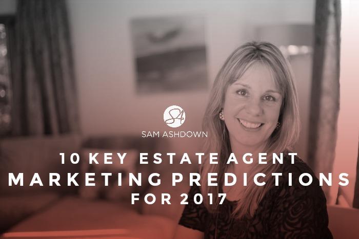 10 Key estate agency marketing predictions for 2017