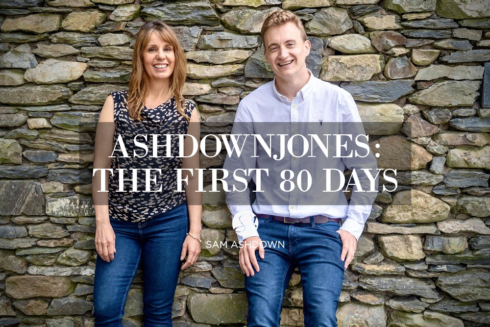 AshdownJones: the First 80 Days blogpost for estate agents by Sam Ashdown