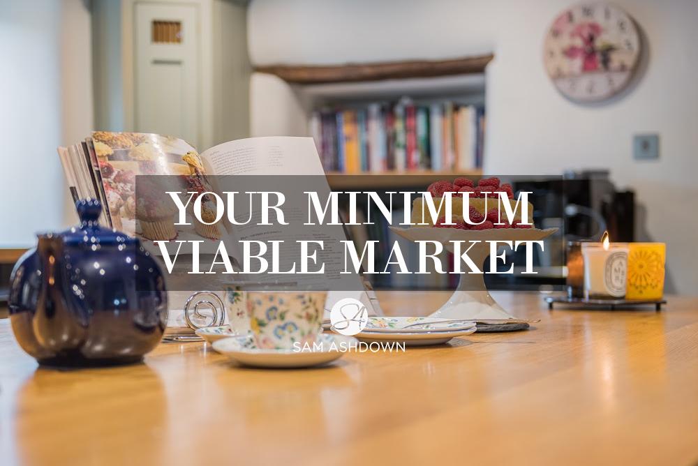 Your minimum viable market blogpost for estate agents by Sam Ashdown