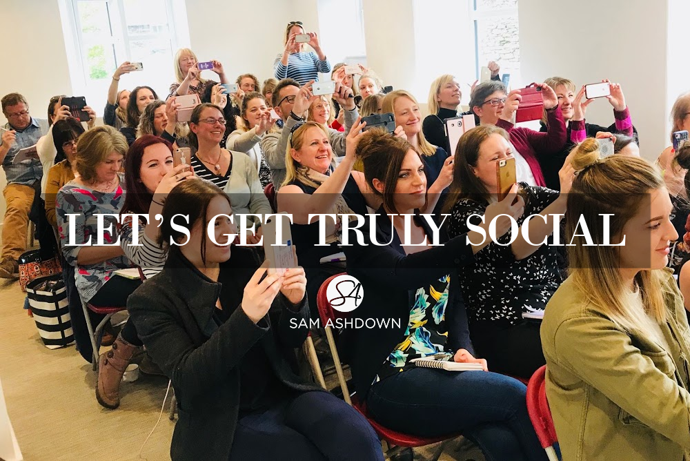 Let's get truly social blogpost for estate agents by Sam Ashdown