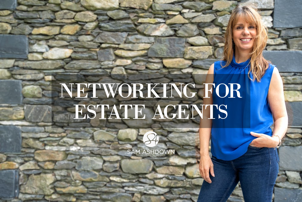 Networking for Estate Agents blogpost for estate agents by Sam Ashdown