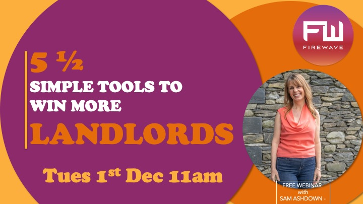 5 ½ Simple Tools to Win More Landlords