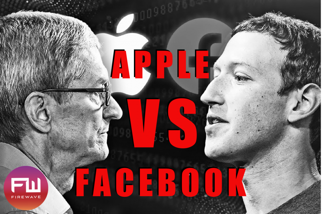 Apple versus Facebook – what does it mean for estate agents?