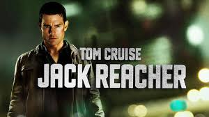Tom Cruise as Jack Reacher by Lee Child